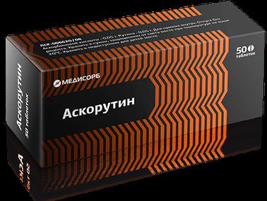 АСКОРУТИН ТАБ. №50 МДС в Томске