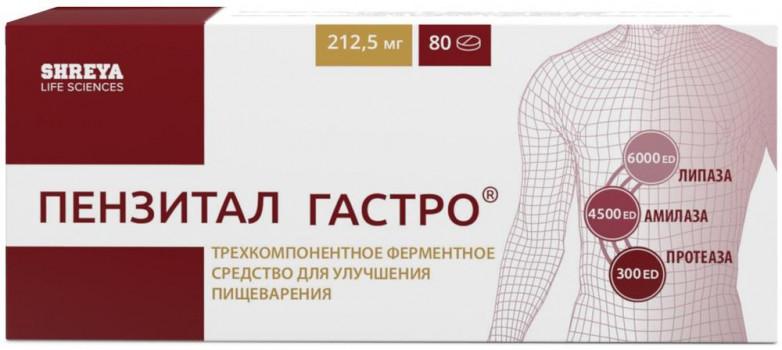 ПЕНЗИТАЛ ТАБ. П.О КШ/РАСТВ №80 в Ярославле