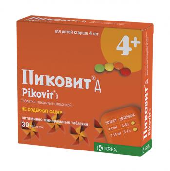 ПИКОВИТ Д ТАБ. П.О №30 в Томске