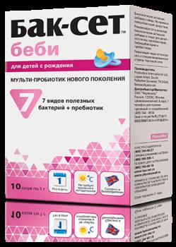 БАК-СЕТ БЕБИ САШЕ №10 БАД в Томске