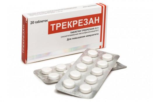 ТРЕКРЕЗАН ТАБ. 200МГ №20 в Санкт-Петербурге