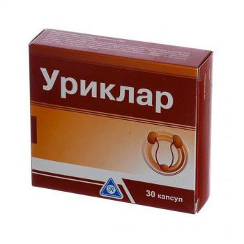 УРИКЛАР КАПС. №30 БАД в Туле