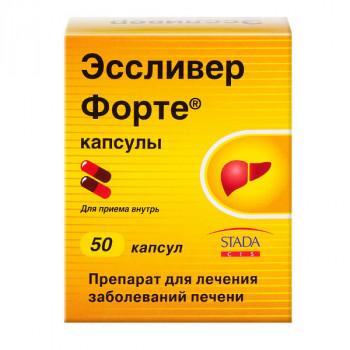 ЭССЛИВЕР ФОРТЕ КАПС. №50 в Екатеринбурге
