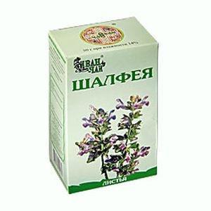 ЛИСТЬЯ ШАЛФЕЯ 50Г ИВЫ в Хабаровске