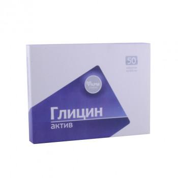 ГЛИЦИН-АКТИВ ТАБ. 100МГ №50 БАД в Екатеринбурге