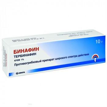 БИНАФИН КРЕМ 1% 10Г в Хабаровске