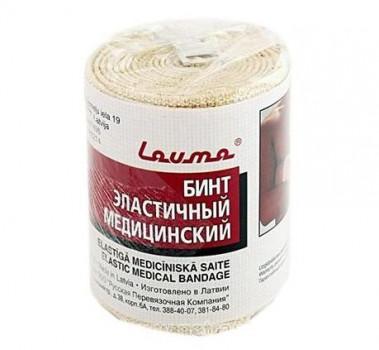 БИНТ ЭЛАСТИЧНЫЙ 1.5МХ12СМ (ЗАСТЕЖКА) ЛУФ в Хабаровске