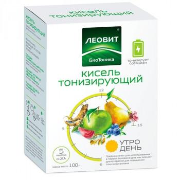 КИСЕЛЬ ЛЕОВИТ ТОНИЗИРУЮЩИЙ 20Г №5 в Томске