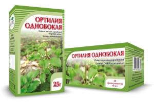 БОРОВАЯ МАТКА (ОРТИЛИЯ ОДНОБОКАЯ) 2Г №20 ХРТ БАД в Томске