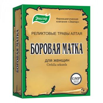 БОРОВАЯ МАТКА (ОРТИЛИЯ ОДНОБОКАЯ) 30Г ЭВР БАД в Хабаровске