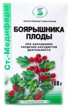 БОЯРЫШНИК БОЯРЫШНИКА ПЛОДЫ 100Г СТМ в Хабаровске