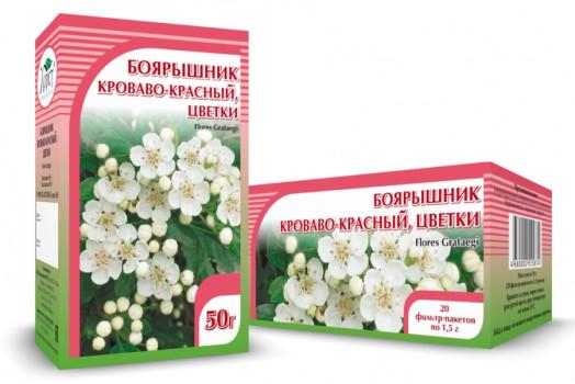 БОЯРЫШНИКА ЦВЕТКИ 50Г ХРТ БАД в Хабаровске
