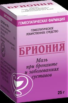 БРИОНИЯ МАЗЬ 25Г в Красноярске