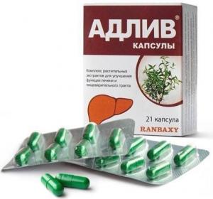 АДЛИВ КАПС. №21 БАД в Екатеринбурге