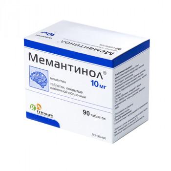 МЕМАНТИНОЛ ТАБ. 10МГ №90 в Ярославле