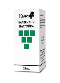 ВАЛЕРИАНА НАСТОЙКА 25МЛ КЛЯ в Хабаровске