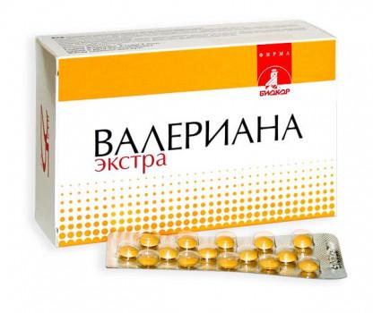 ВАЛЕРИАНА ЭКСТРА ТАБ. 130МГ №50 БАД в Чебоксарах
