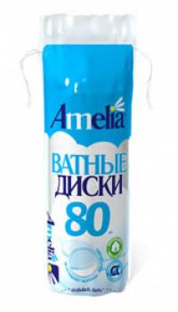 ВАТНЫЕ ДИСКИ АМЕЛИЯ №80 в Хабаровске