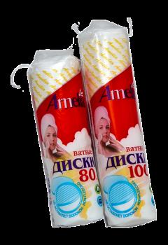 ВАТНЫЕ ДИСКИ АНГЕЛИНА №100 в Чебоксарах