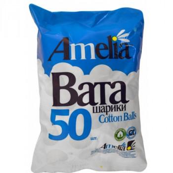 ВАТНЫЕ ШАРИКИ АМЕЛИЯ 35Г №50 в Хабаровске