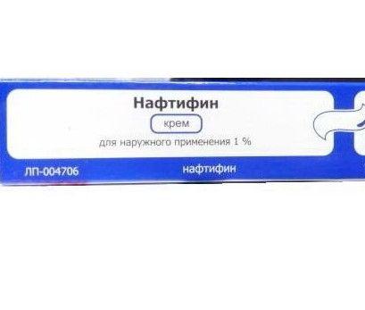 НАФТИФИН КРЕМ 1% 30Г в Чебоксарах