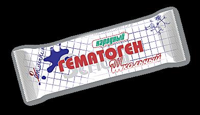 ГЕМАТОГЕН НАРОДНЫЙ ШКОЛЬНЫЙ 40Г БАД в Хабаровске