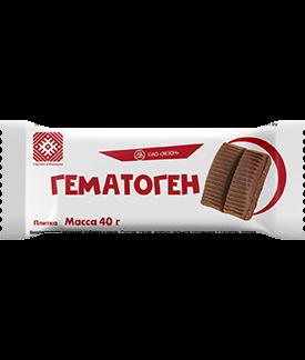 ГЕМАТОГЕН ПЛИТКА 40Г БАД в Чебоксарах
