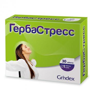 ГЕРБАСТРЕСС ТАБ. 450МГ №30 БАД в Томске