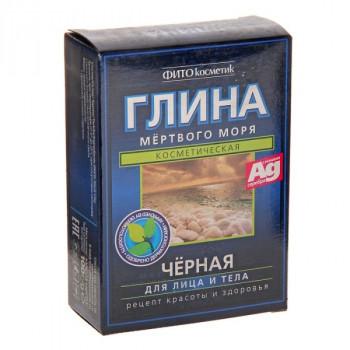 ГЛИНА ЧЕРНАЯ МЕРТВОГО МОРЯ 100Г в Хабаровске