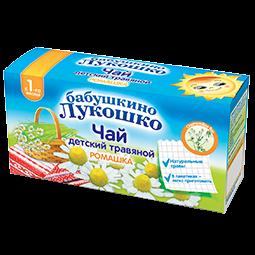 БАБУШКИНО ЛУКОШКО ЧАЙ РОМАШКА 1Г (1+МЕС) №20 в Красноярске