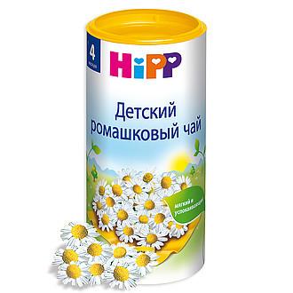 ХИПП ЧАЙ ДЕТСКИЙ РОМАШКА 200Г (4+МЕС) в Чебоксарах