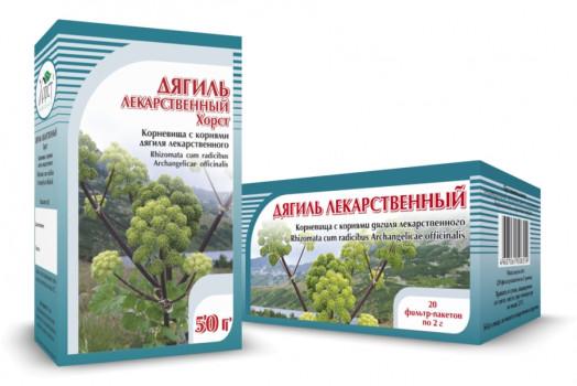 ДЯГИЛЬ КОРНЕВИЩА И КОРНИ 2Г №20 БАД в Ярославле