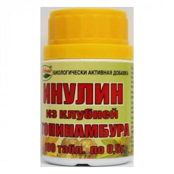 ИНУЛИН ТАБ. 500МГ №100 БАД в Ярославле