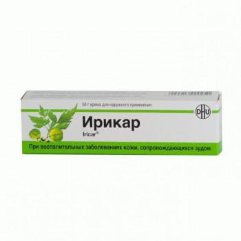 ИРИКАР МАЗЬ ГОМЕОПАТ. 50Г в Екатеринбурге