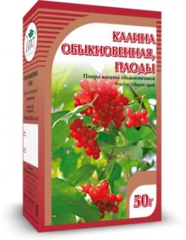 КАЛИНА ПЛОДЫ 50Г БАД в Красноярске