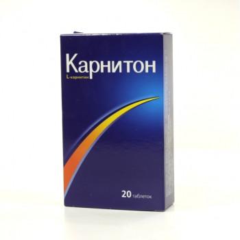 КАРНИТОН ТАБ. №20 БАД в Хабаровске