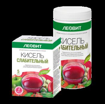 КИСЕЛЬ ЛЕОВИТ СЛАБИТЕЛЬНЫЙ 20Г №5 в Челябинске