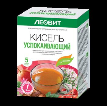 КИСЕЛЬ ЛЕОВИТ УСПОКАИВАЮЩИЙ 20Г №5 в Томске