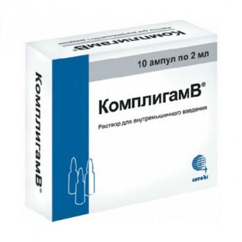 КОМПЛИГАМВ Р-Р В/М 2МЛ №10 в Красноярске