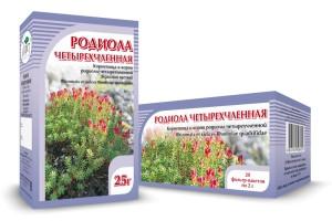 КРАСНАЯ ЩЕТКА (РОДИОЛА ЧЕТЫРЕХЧЛЬНАНАЯ) 1,5Г №20 ХРТ БАД в Хабаровске