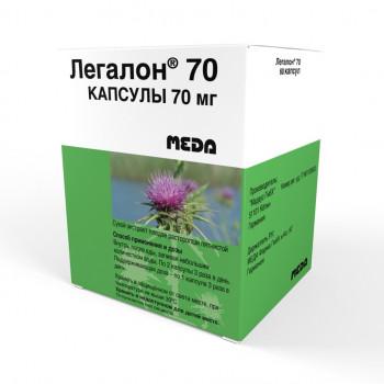 ЛЕГАЛОН 70 КАПС. №60 в Тюмени