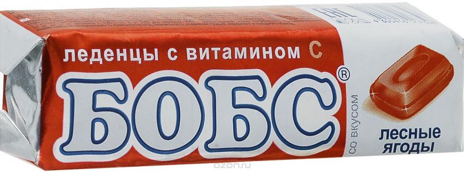 БОБС ЛЕДЕНЦЫ ЛЕСНЫЕ ЯГОДЫ (35Г) №10 в Хабаровске
