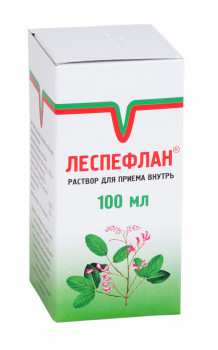 ЛЕСПЕФЛАН Р-Р ВНУТР 100МЛ ВЛР в Челябинске