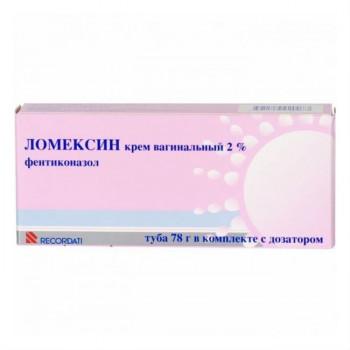 ЛОМЕКСИН КРЕМ ВАГ. 2% 78Г в Чебоксарах