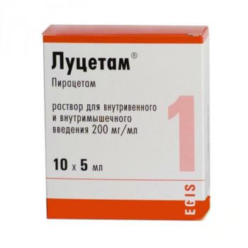 ЛУЦЕТАМ Р-Р В/В И В/М 200МГ/МЛ 5МЛ №10 в Екатеринбурге