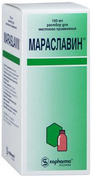 МАРАСЛАВИН Р-Р МЕСТН. 100МЛ в Чебоксарах